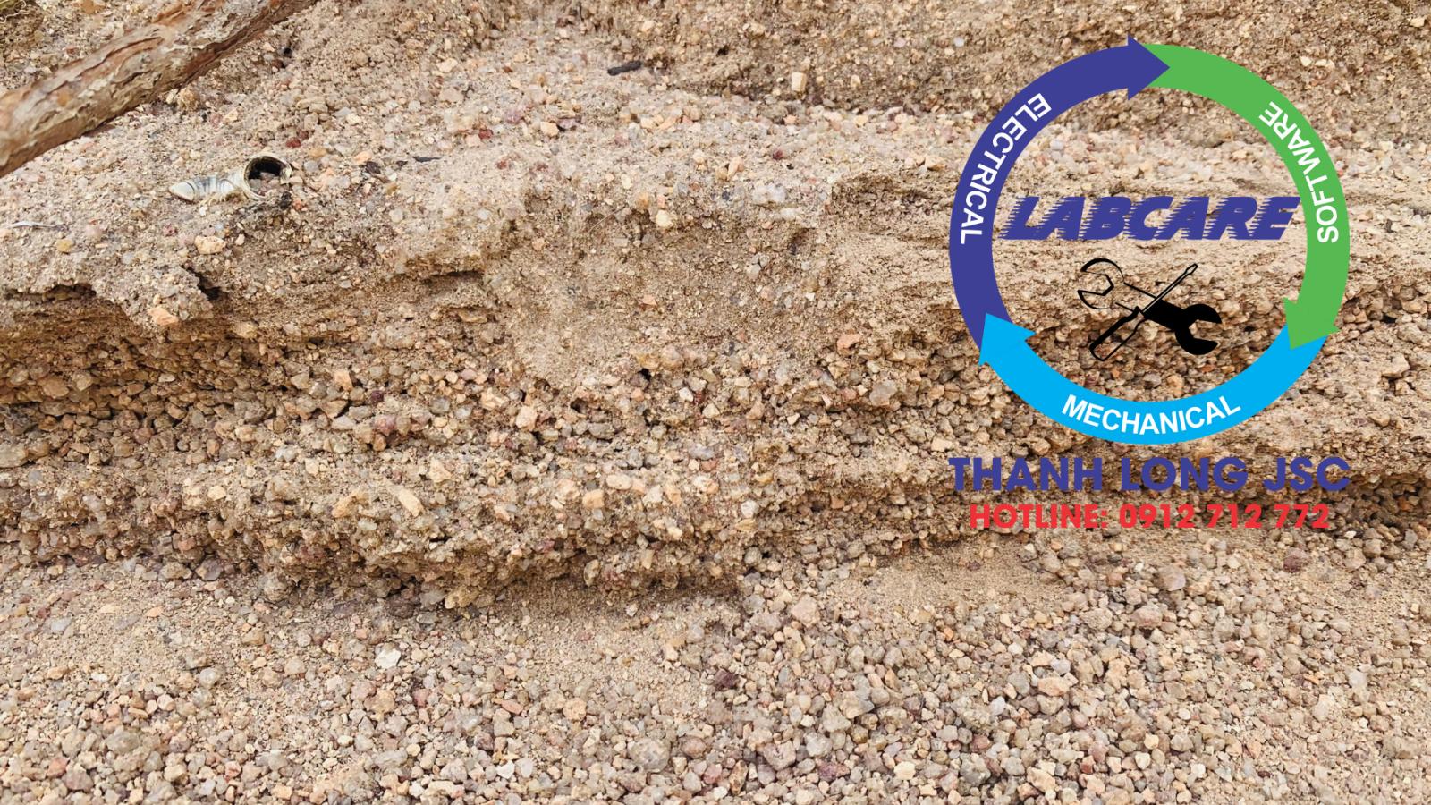 nghiền vừa rửa cát đồi