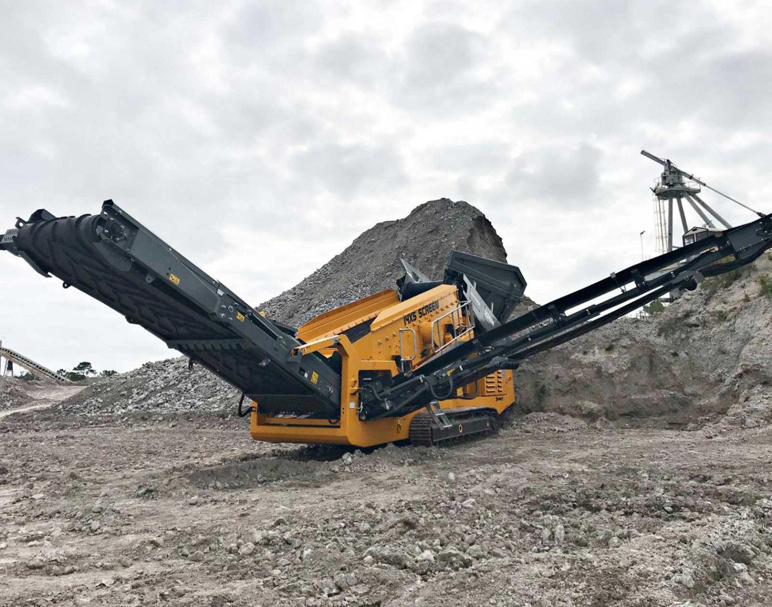 Hình ảnh máy rửa cát theo module từ Nhà sản xuất McLanahan tại Việt Nam do Thanh Long JSC đại diện.